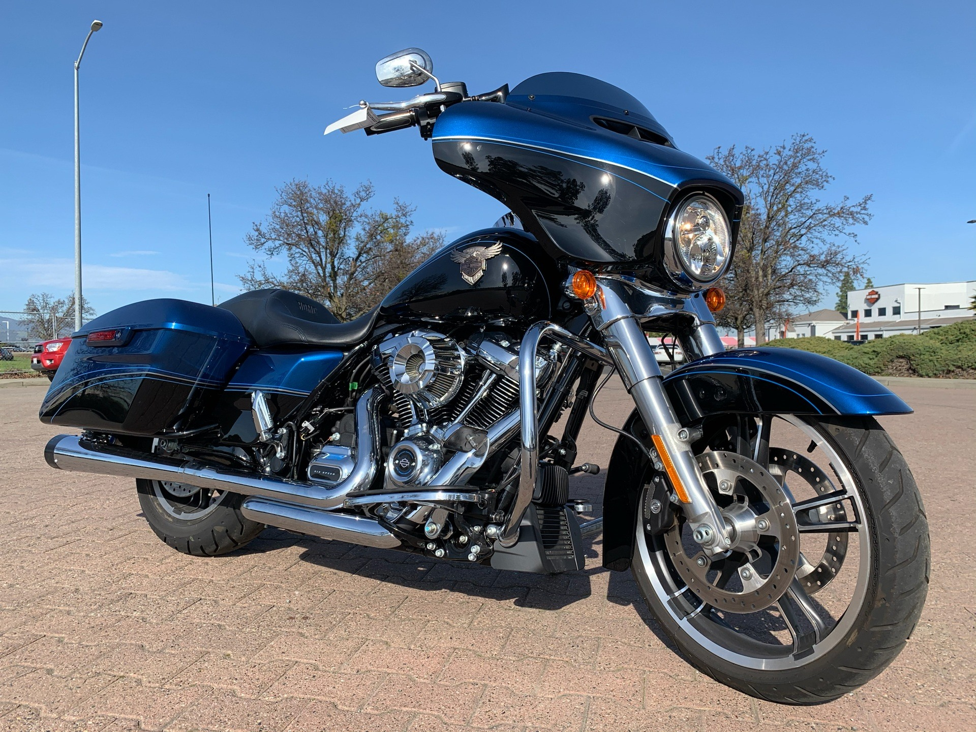 2018 Harley-Davidson 115th Anniversary Street Glide® in Vacaville, California - Photo 1