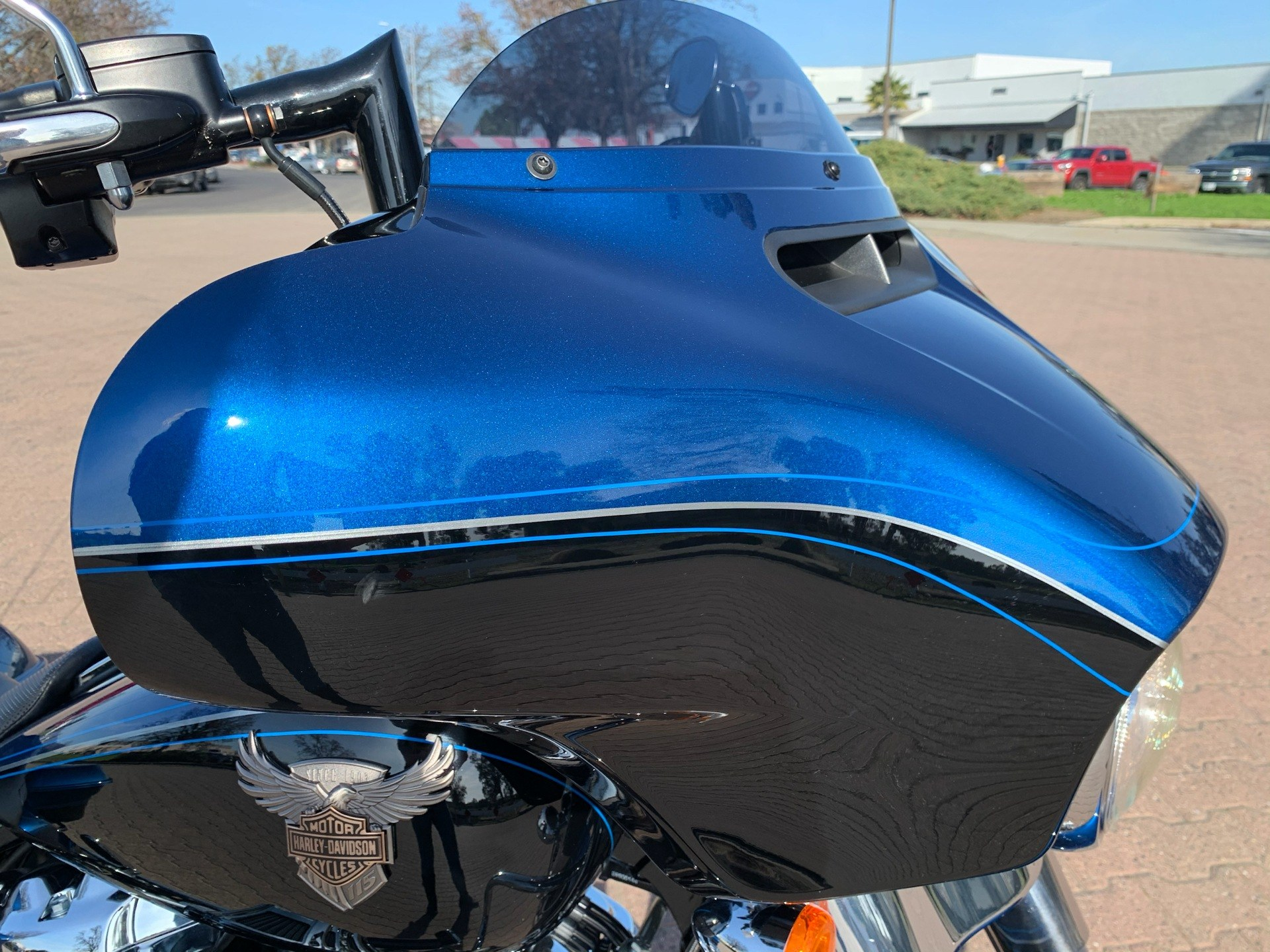 2018 Harley-Davidson 115th Anniversary Street Glide® in Vacaville, California - Photo 4