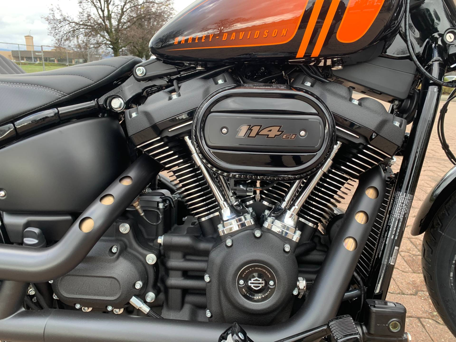 2021 Harley-Davidson Street Bob® 114 in Vacaville, California - Photo 7