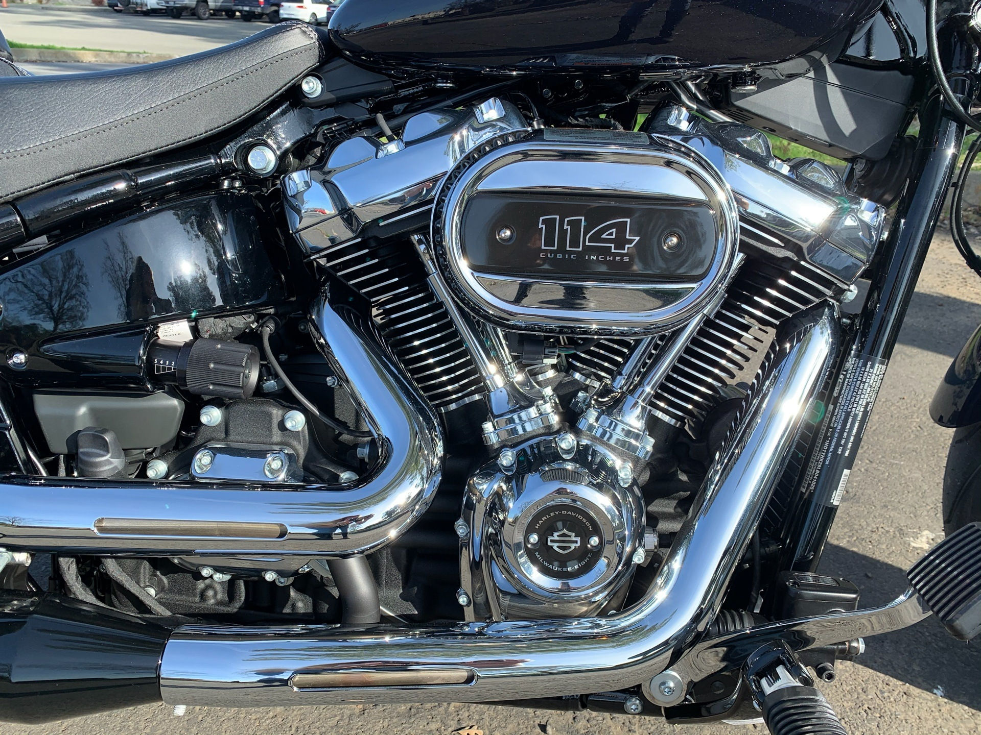 2020 Harley-Davidson Breakout® 114 in Vacaville, California - Photo 4