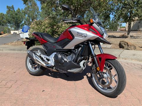 2017 Honda NC700X in Vacaville, California - Photo 1