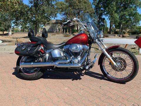 2008 Harley-Davidson Softail® Custom in Vacaville, California - Photo 3