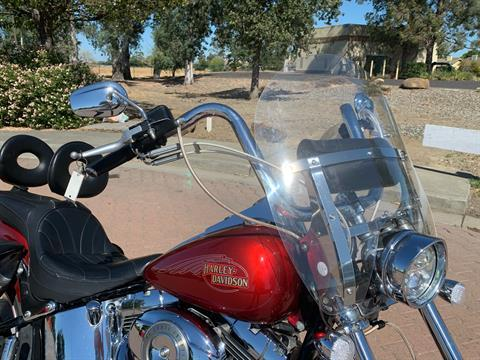 2008 Harley-Davidson Softail® Custom in Vacaville, California - Photo 5