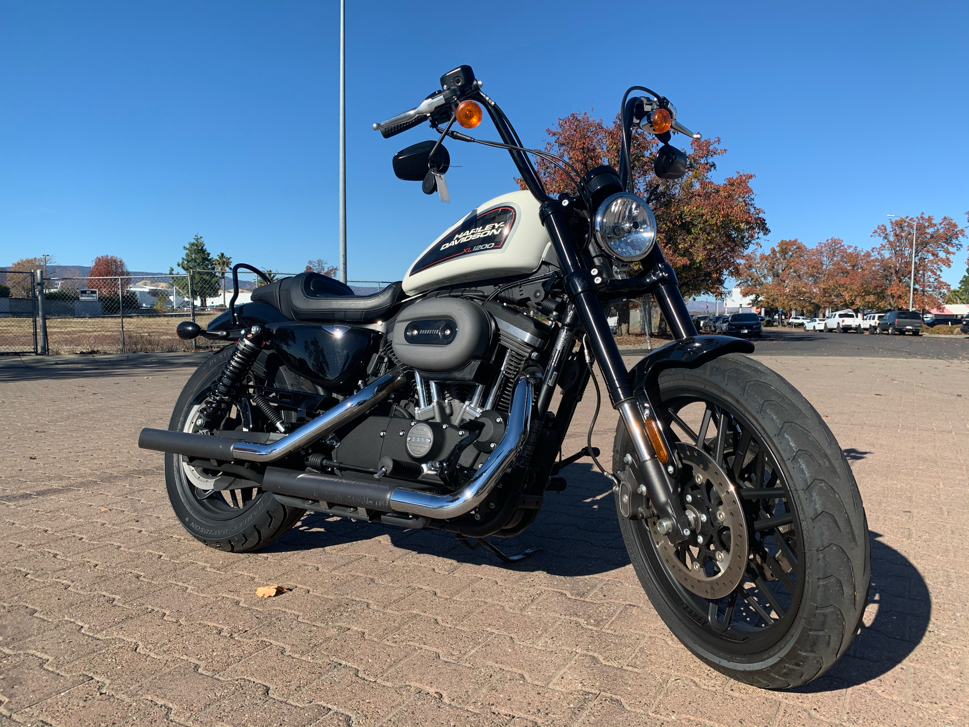 2019 Harley-Davidson Roadster™ in Vacaville, California - Photo 1