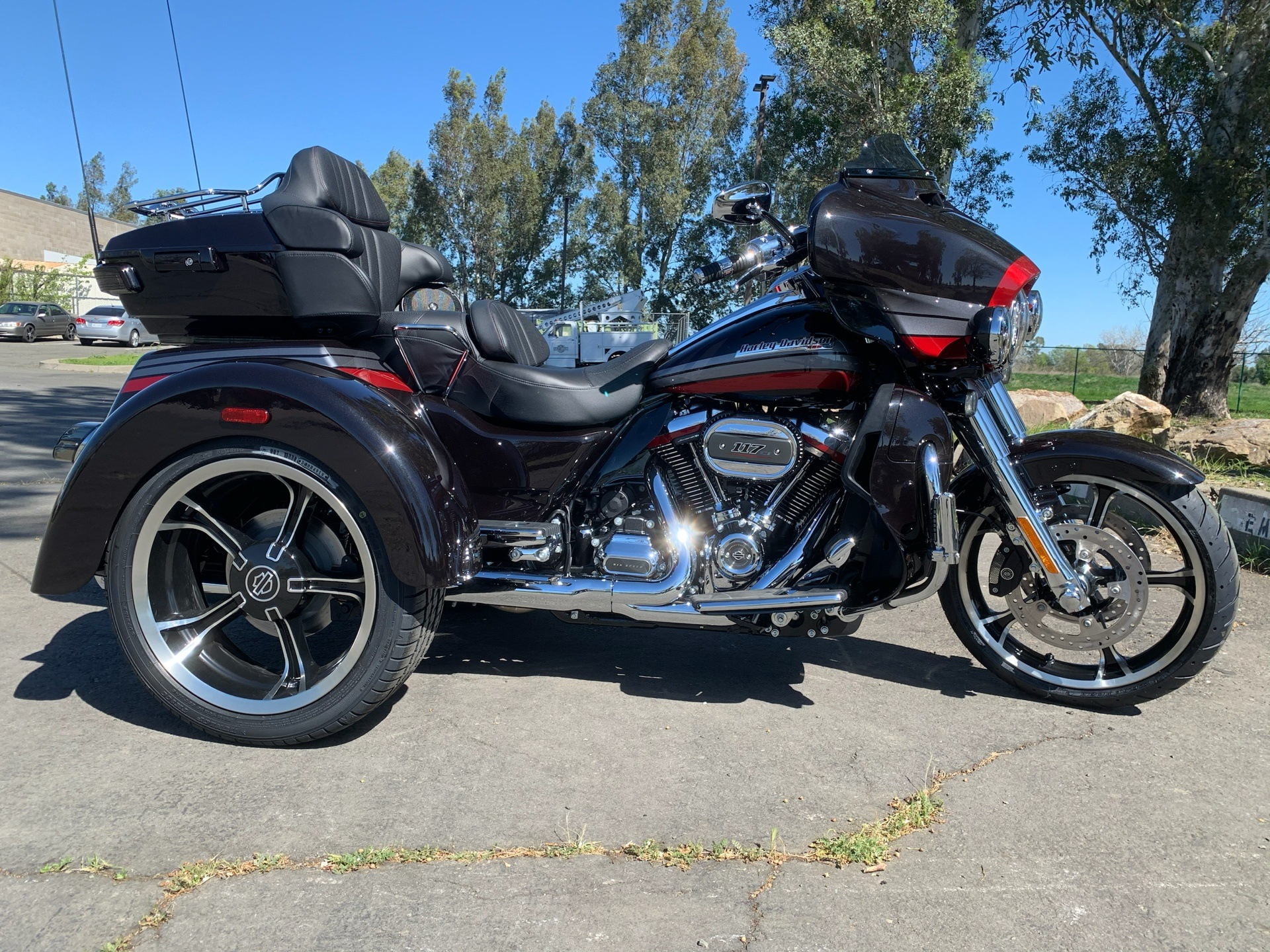 New 2020 Harley-Davidson CVO™ Tri Glide® | Motorcycles in ...