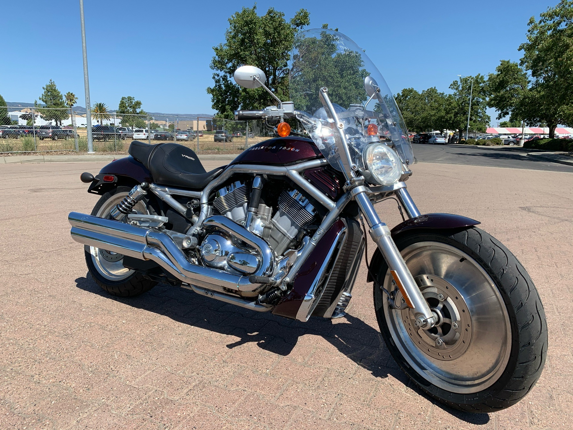 2005 Harley-Davidson VRSCA V-Rod® in Vacaville, California - Photo 1