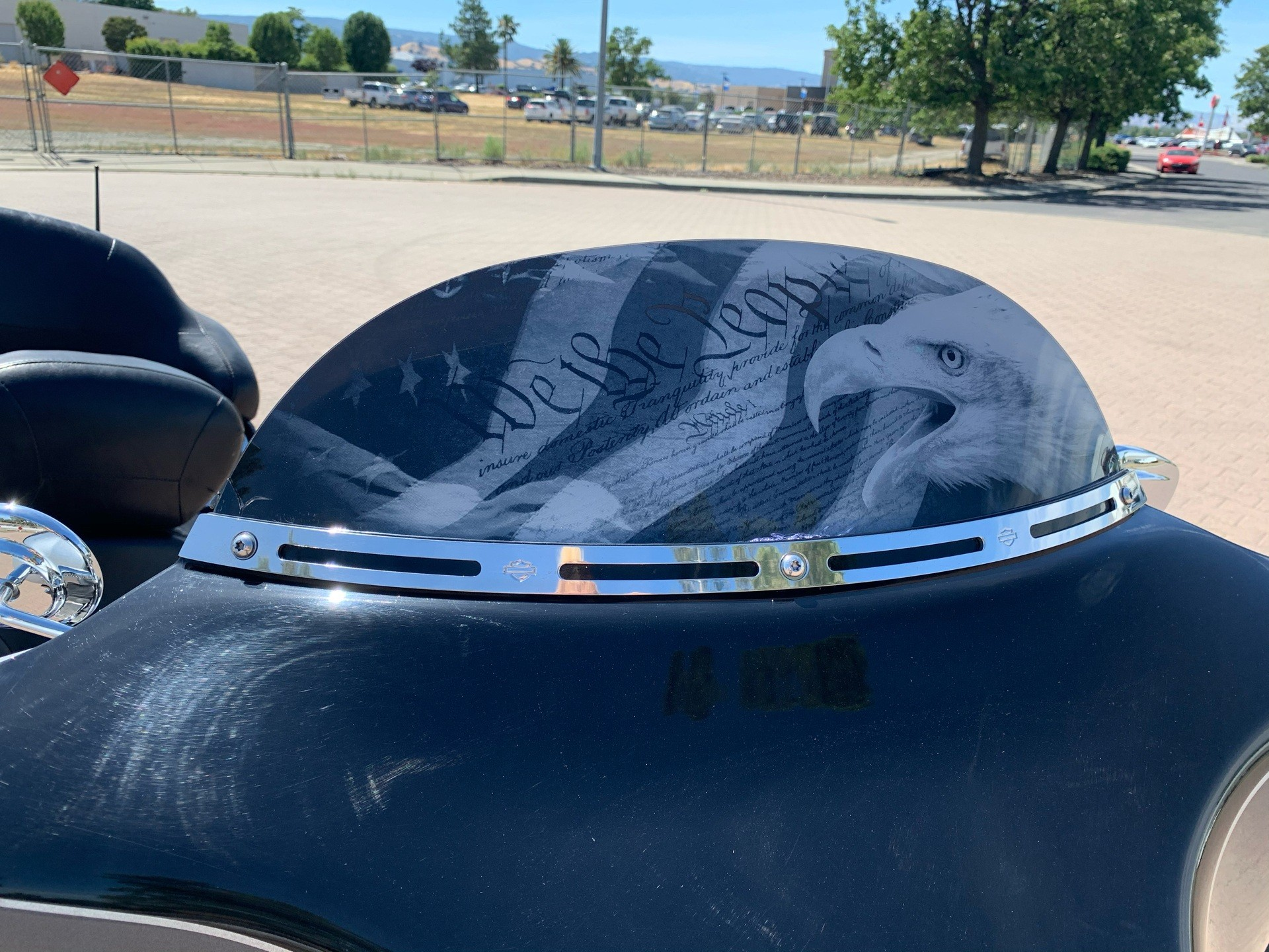 2006 Harley-Davidson Ultra Classic® Electra Glide® in Vacaville, California - Photo 5
