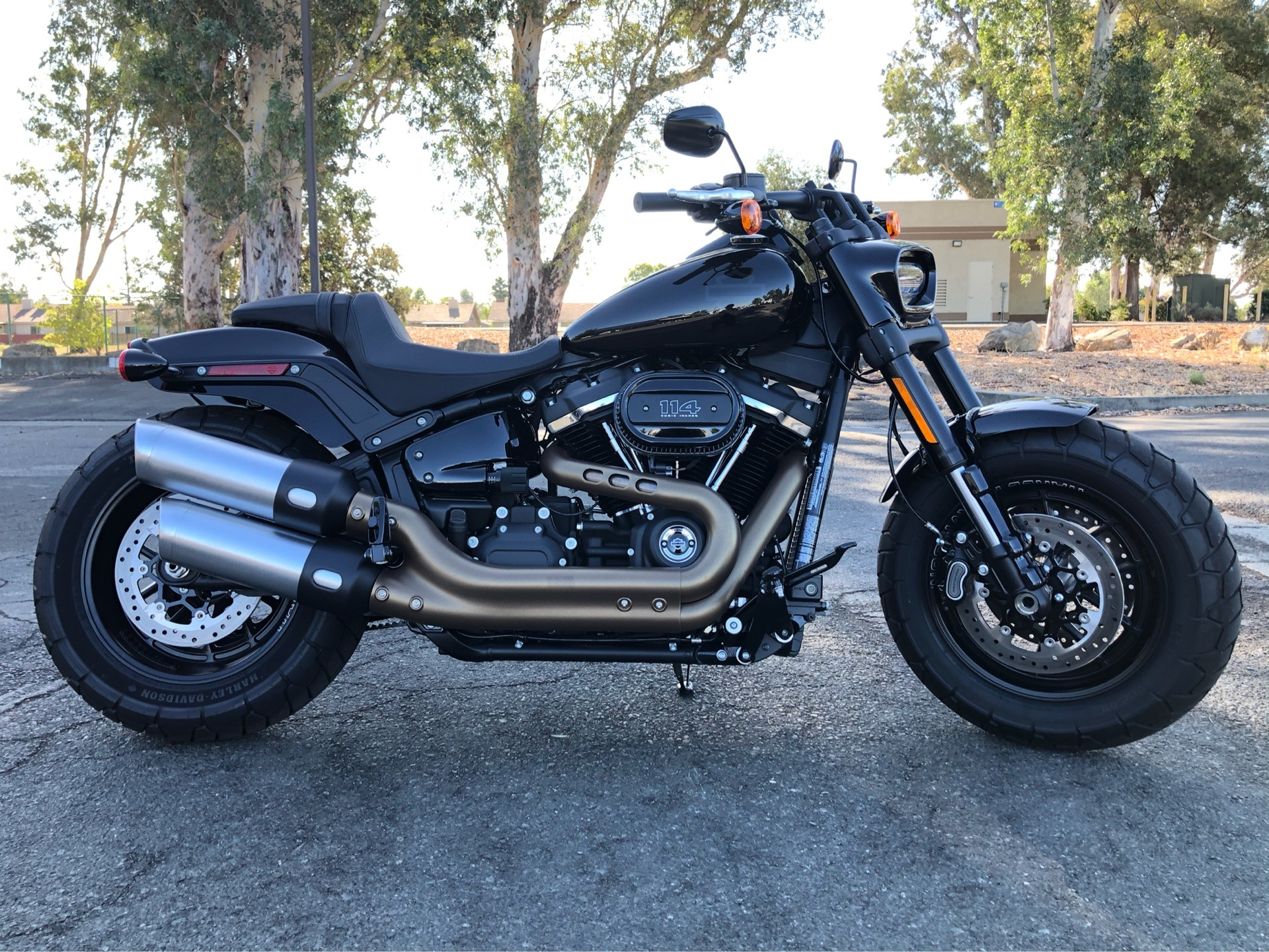 2018 Harley-Davidson Fat Bob® 114 in Vacaville, California - Photo 1