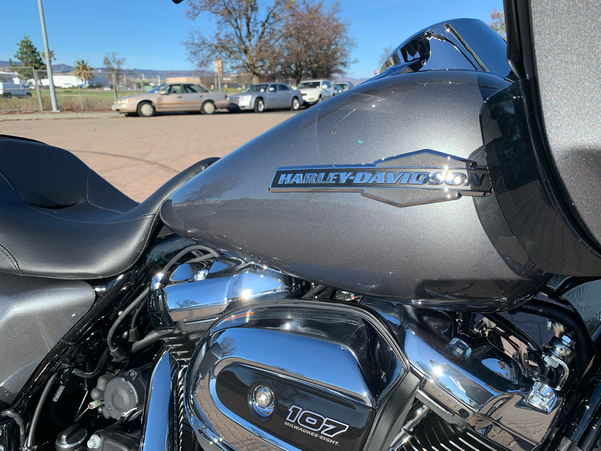 2021 Harley-Davidson Road Glide in Vacaville, California - Photo 7