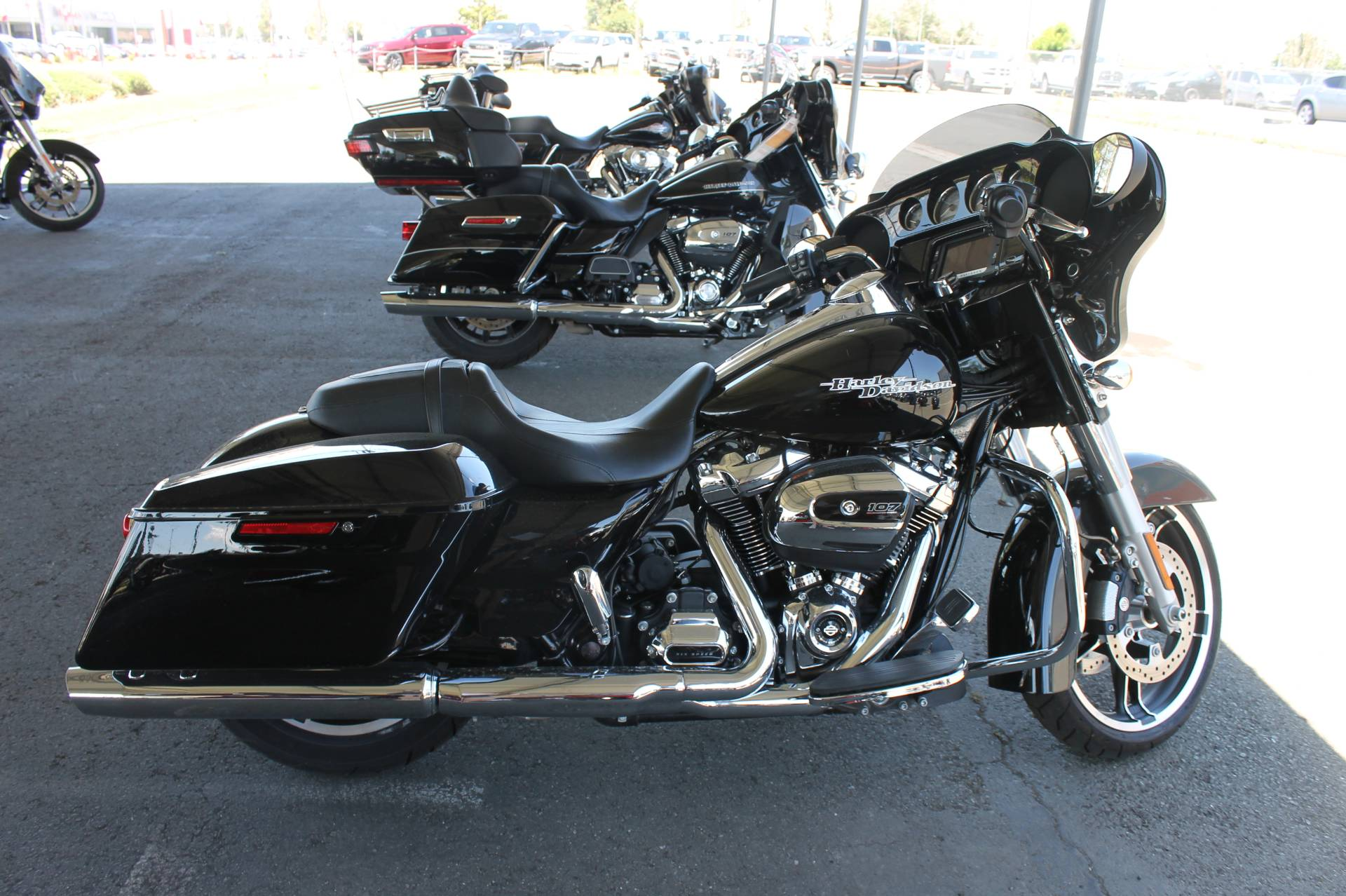 2017 Harley-Davidson Street Glide® Special in Vacaville, California - Photo 5