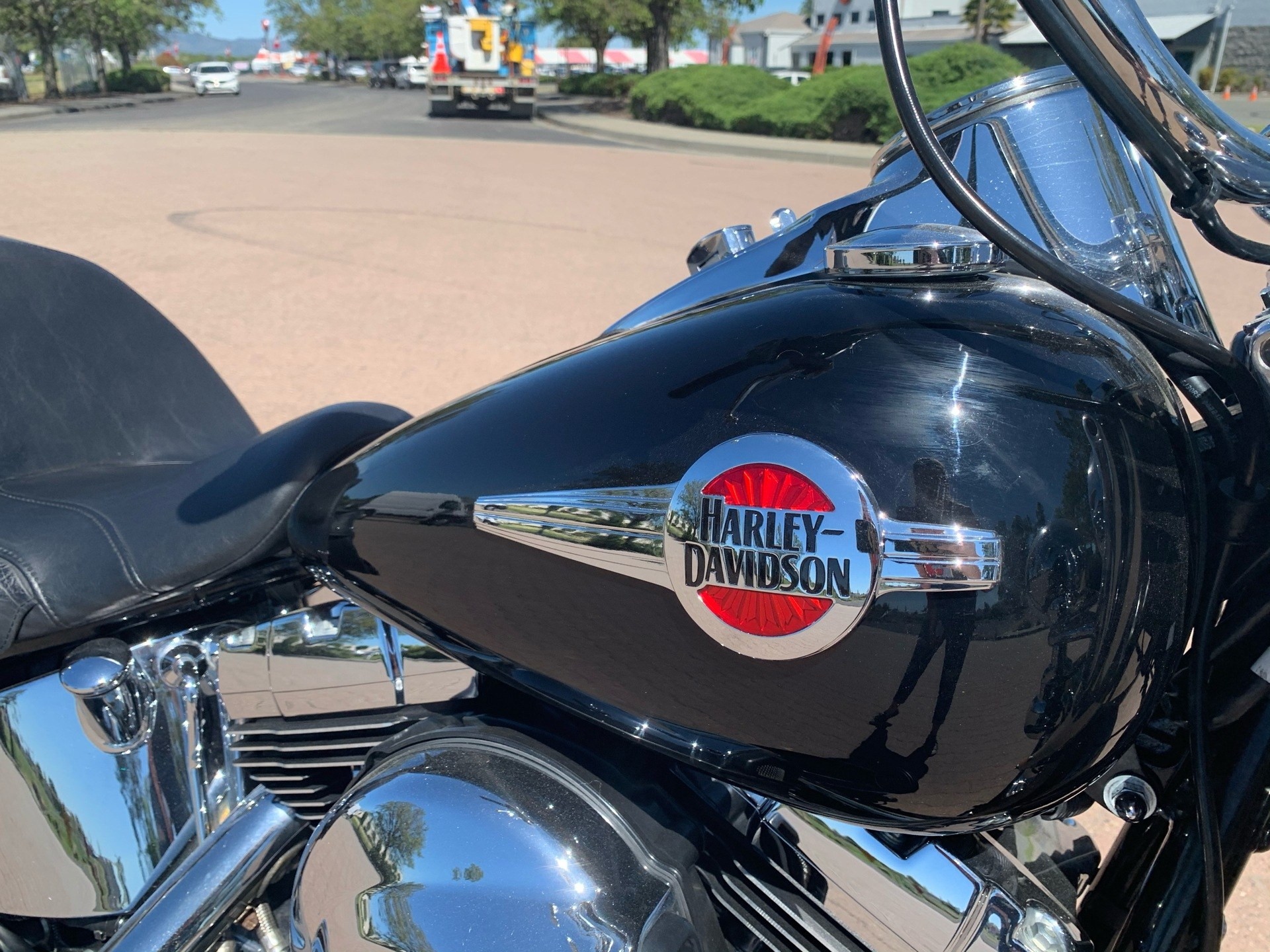 2016 Harley-Davidson Heritage Softail® Classic in Vacaville, California - Photo 7