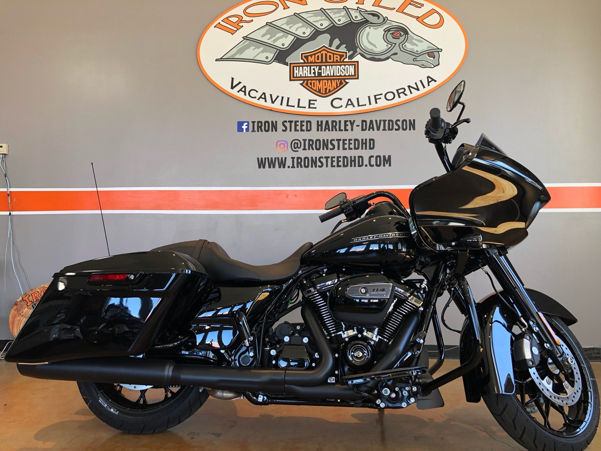 2020 Harley-Davidson Road Glide® Special in Vacaville, California - Photo 1