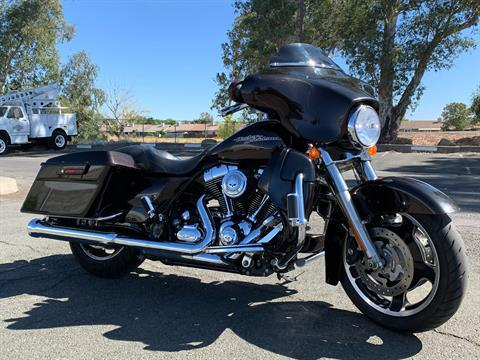 2011 Harley-Davidson Street Glide® in Vacaville, California - Photo 1
