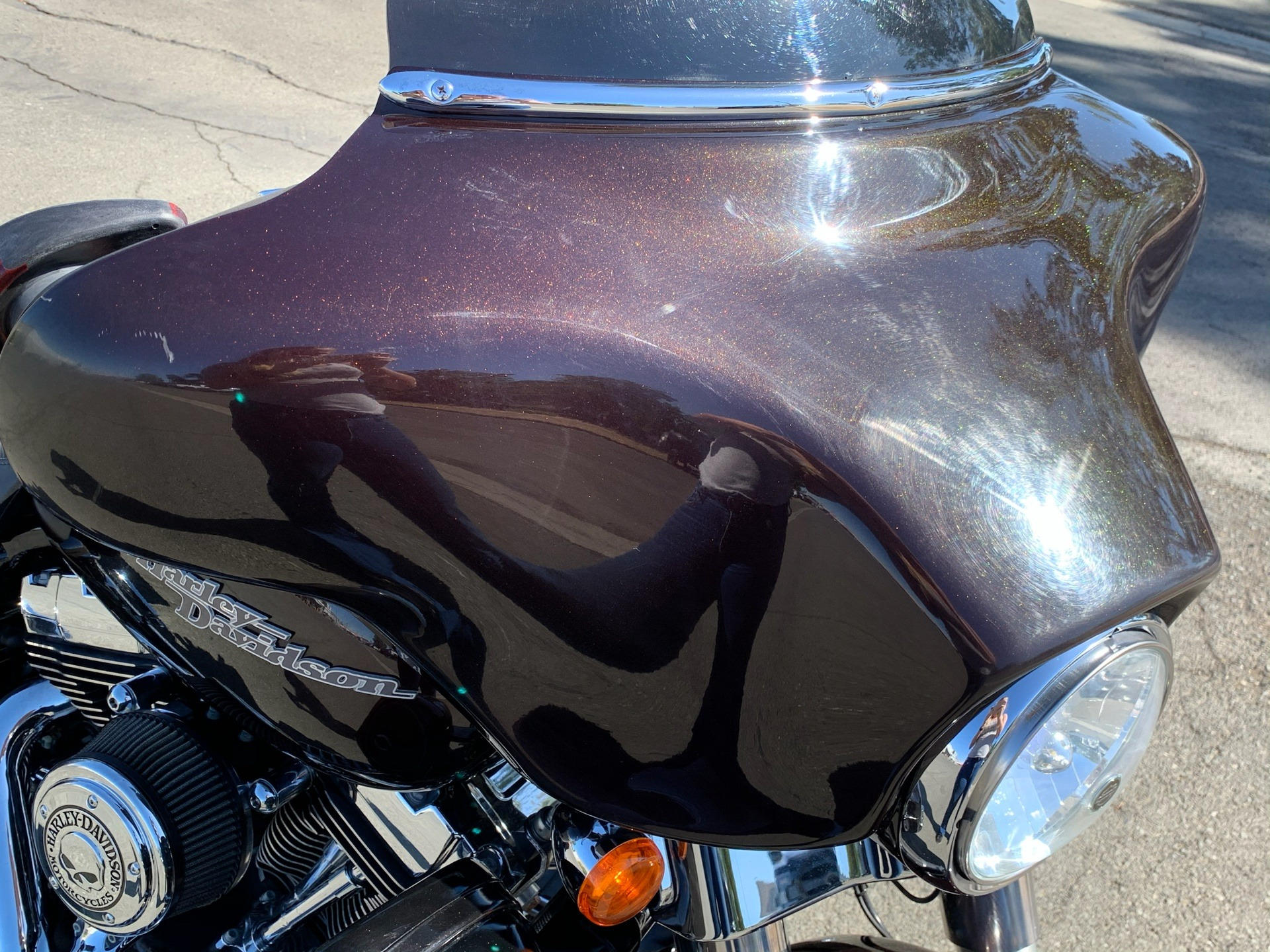 2011 Harley-Davidson Street Glide® in Vacaville, California - Photo 2