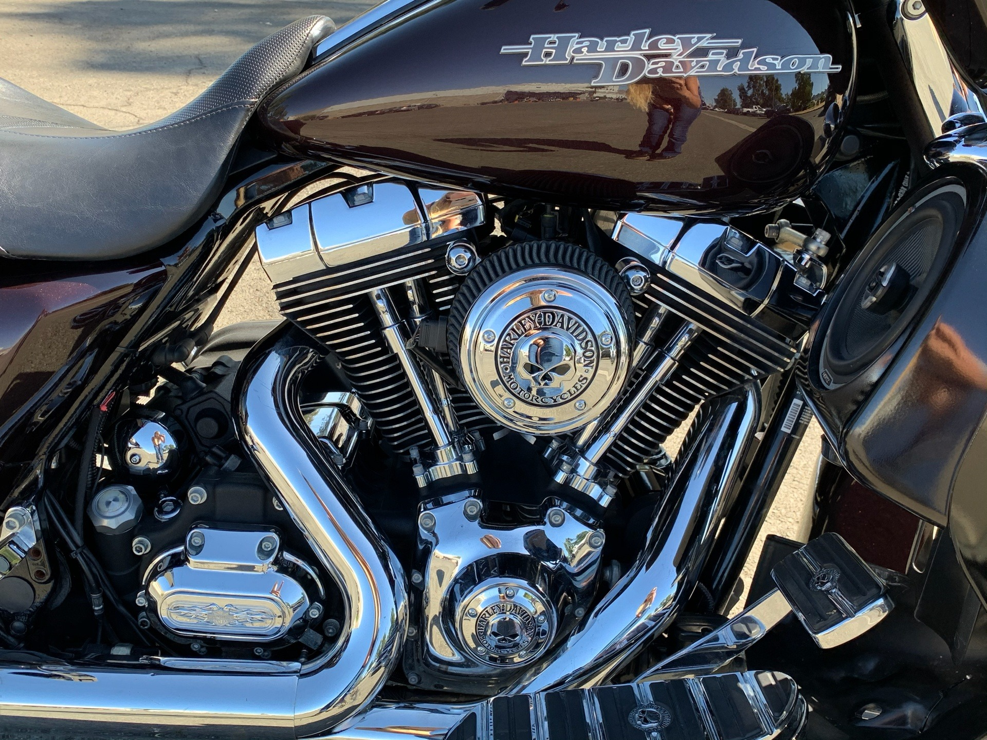 2011 Harley-Davidson Street Glide® in Vacaville, California - Photo 4