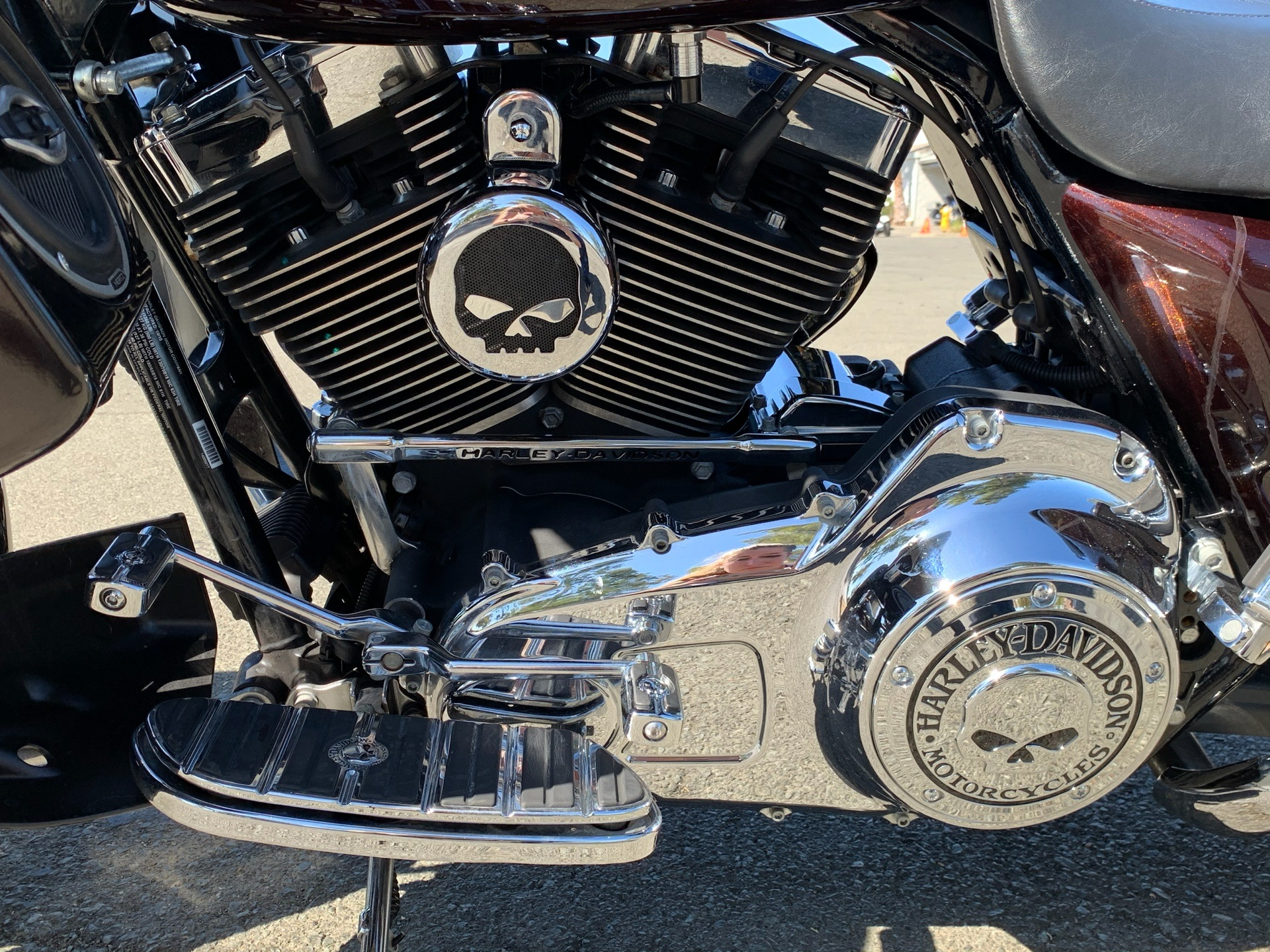 2011 Harley-Davidson Street Glide® in Vacaville, California - Photo 8