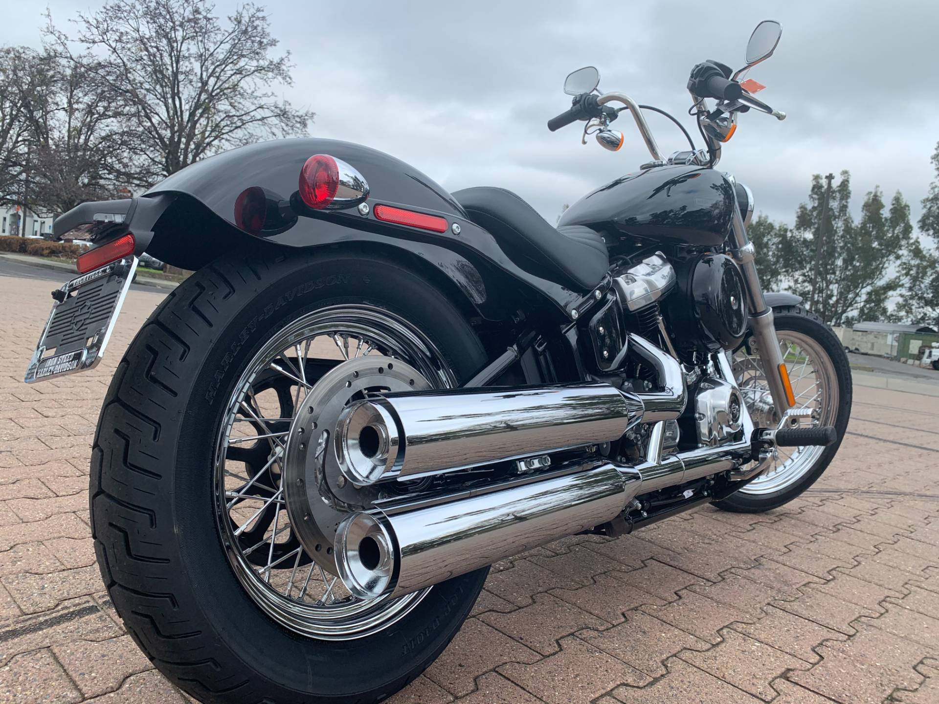 2021 Harley-Davidson Softail® Standard in Vacaville, California - Photo 7