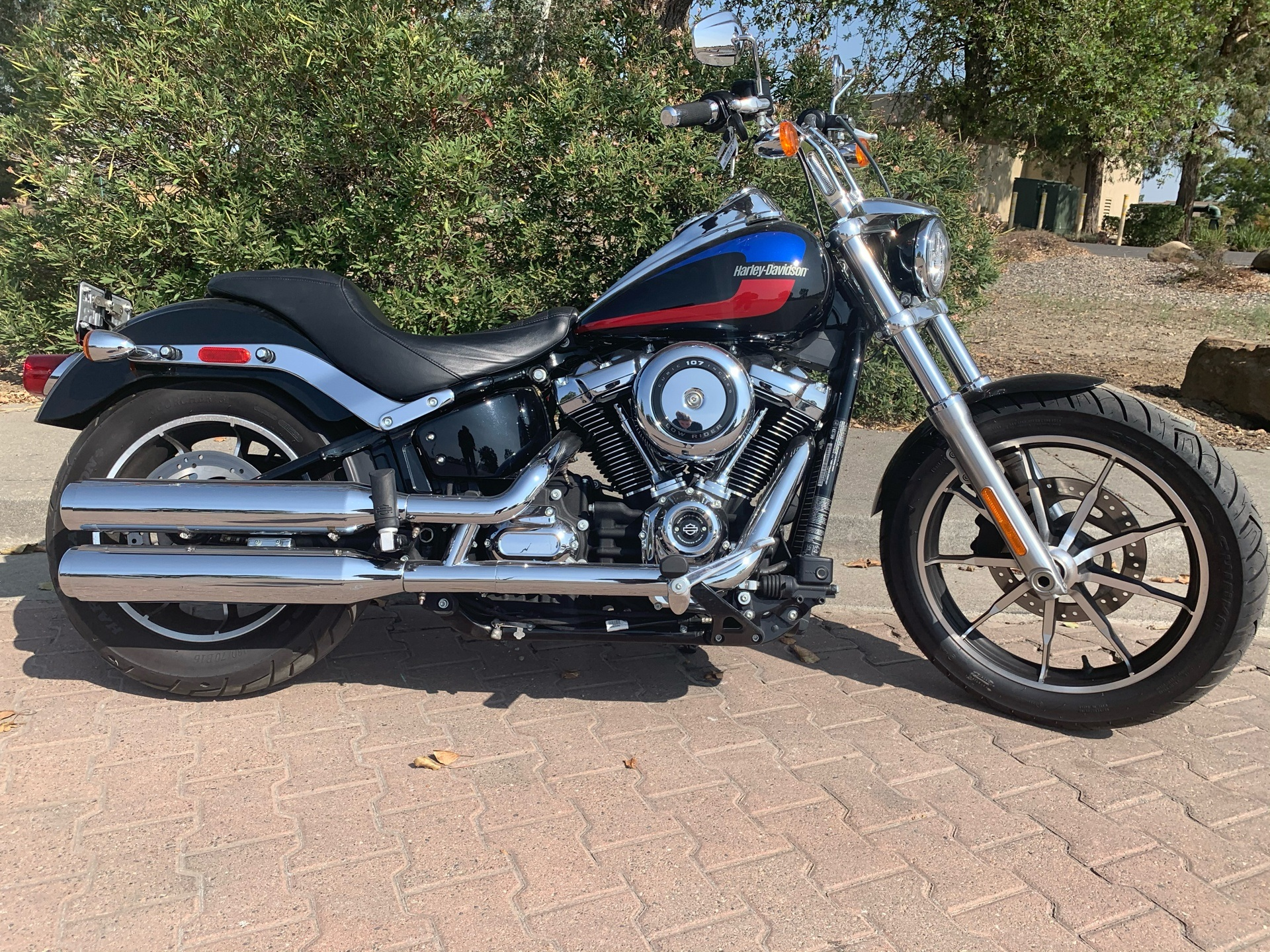 2018 Harley-Davidson Low Rider® 107 in Vacaville, California - Photo 5