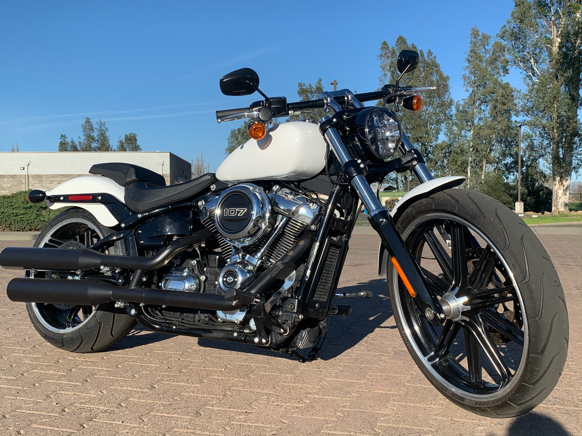 2019 Harley-Davidson Breakout® 107 in Vacaville, California - Photo 1