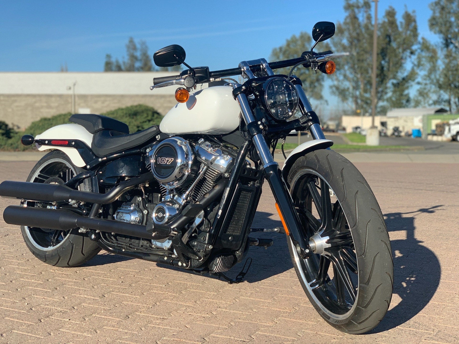 2019 Harley-Davidson Breakout® 107 in Vacaville, California - Photo 10