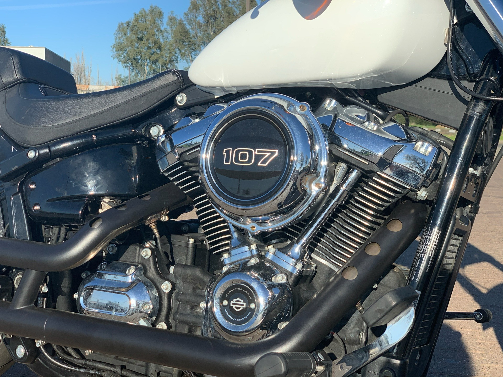2019 Harley-Davidson Breakout® 107 in Vacaville, California - Photo 11