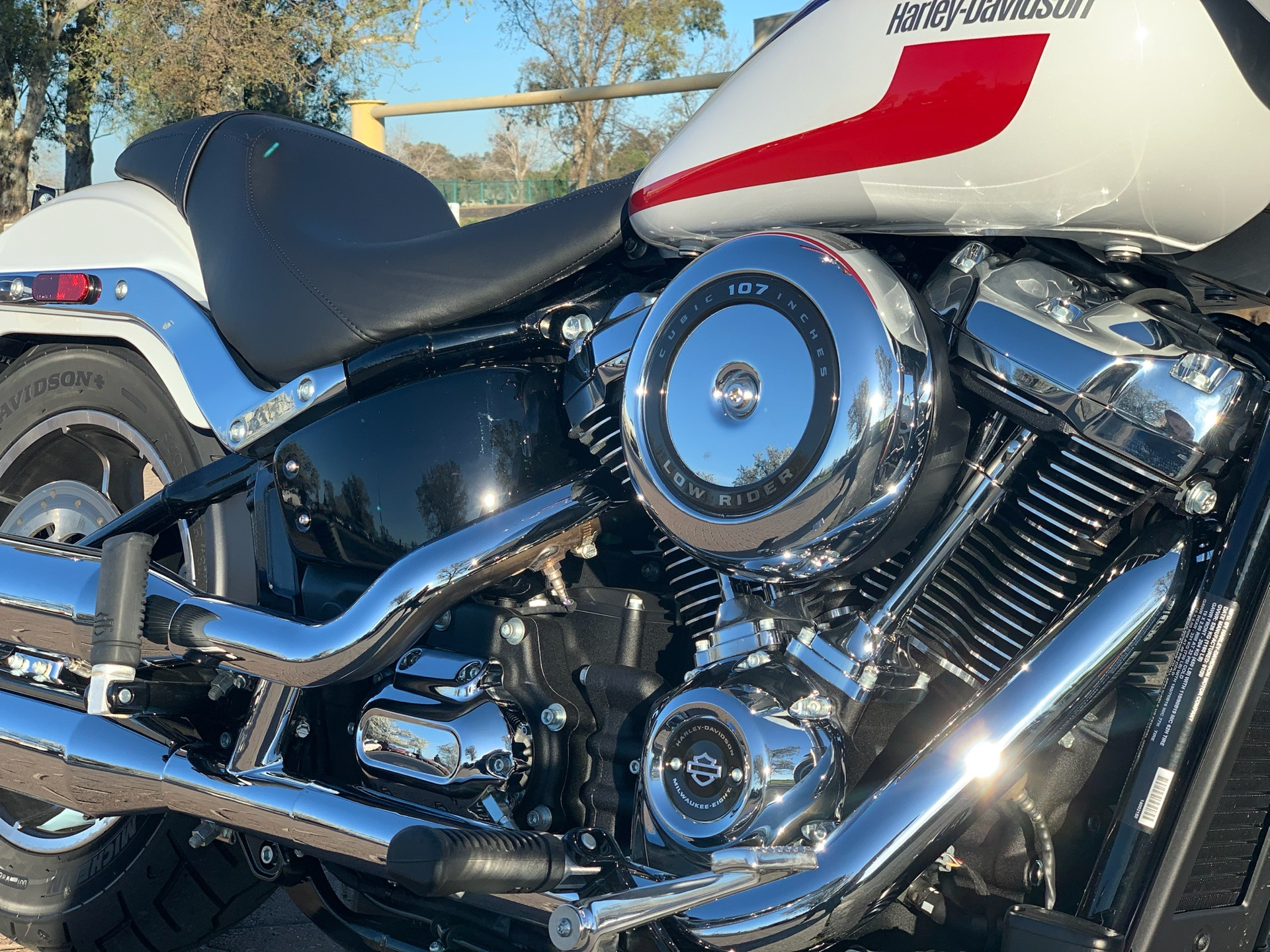 2020 Harley-Davidson Low Rider® in Vacaville, California - Photo 11