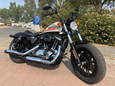 2018 Harley-Davidson Forty-Eight® Special in Vacaville, California - Photo 1