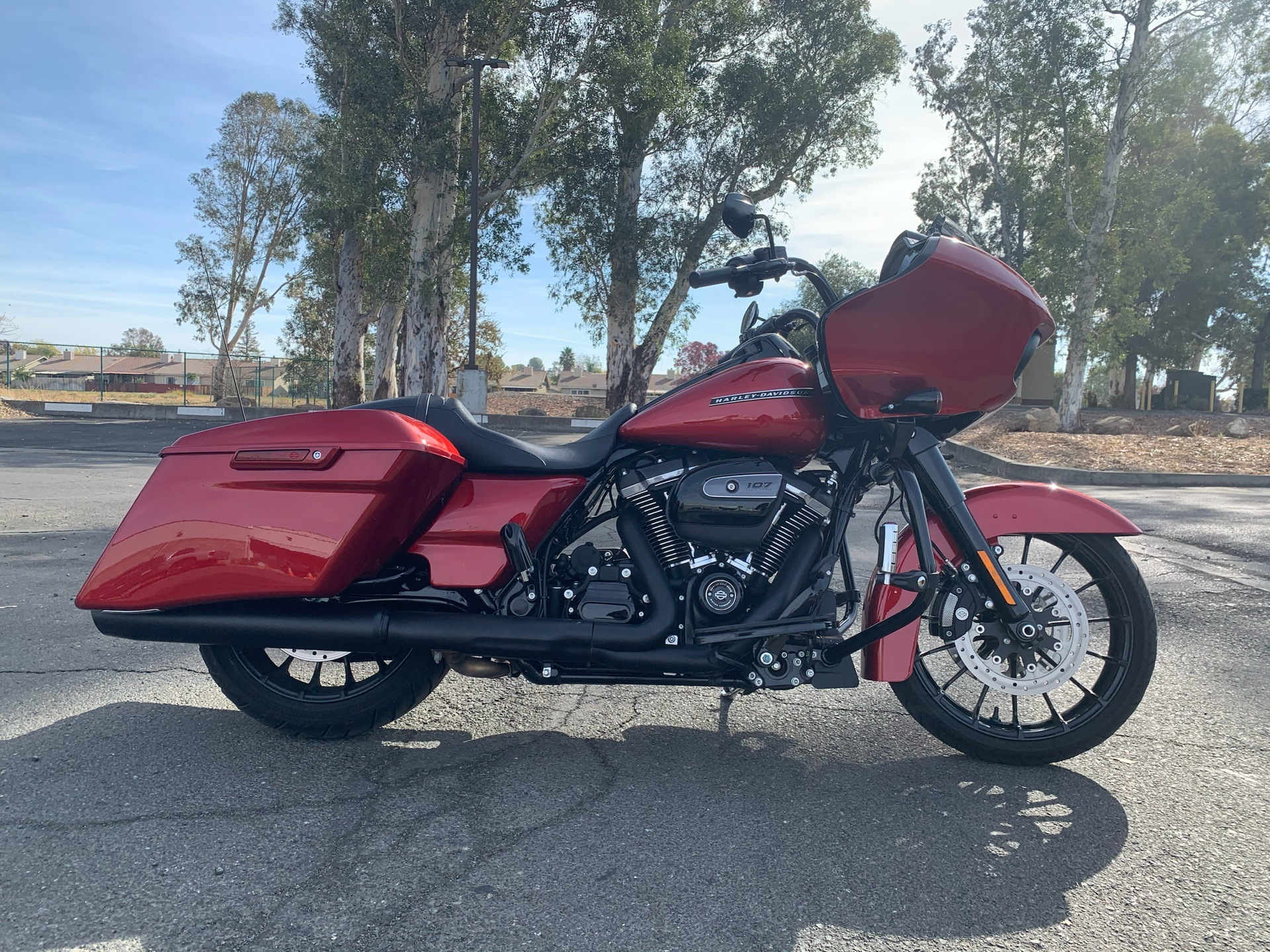2018 Harley-Davidson Road Glide® Special in Vacaville, California - Photo 3