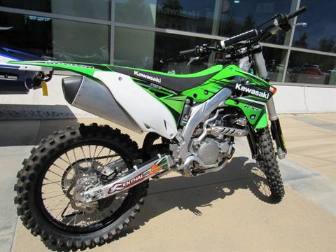 2015 Kawasaki KX™450F in Irvine, California