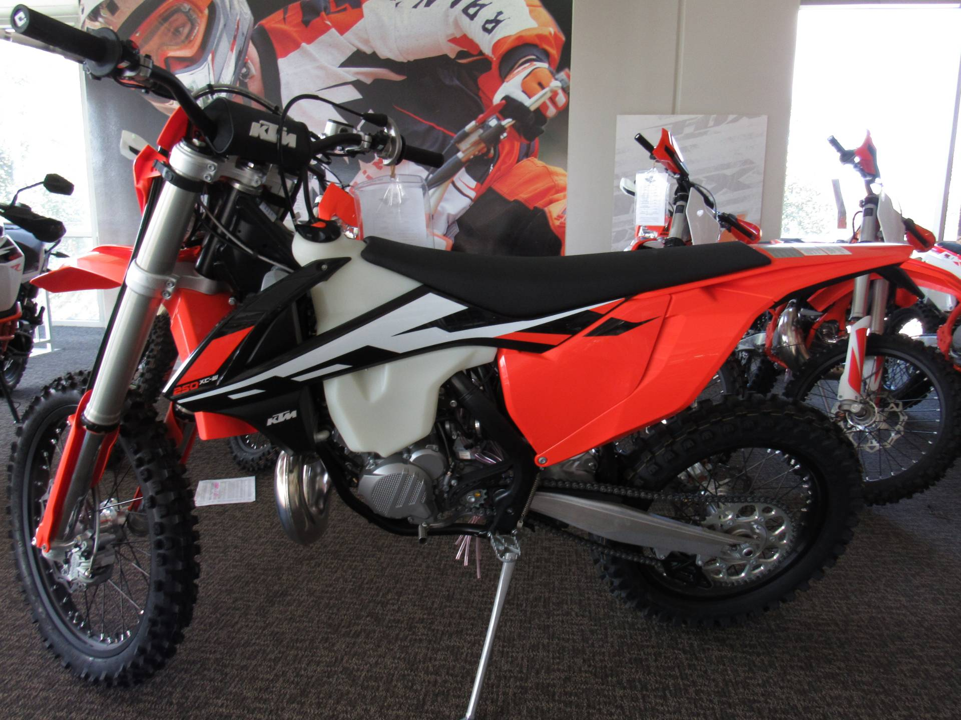 2017 KTM 250 XC-W in Irvine, California