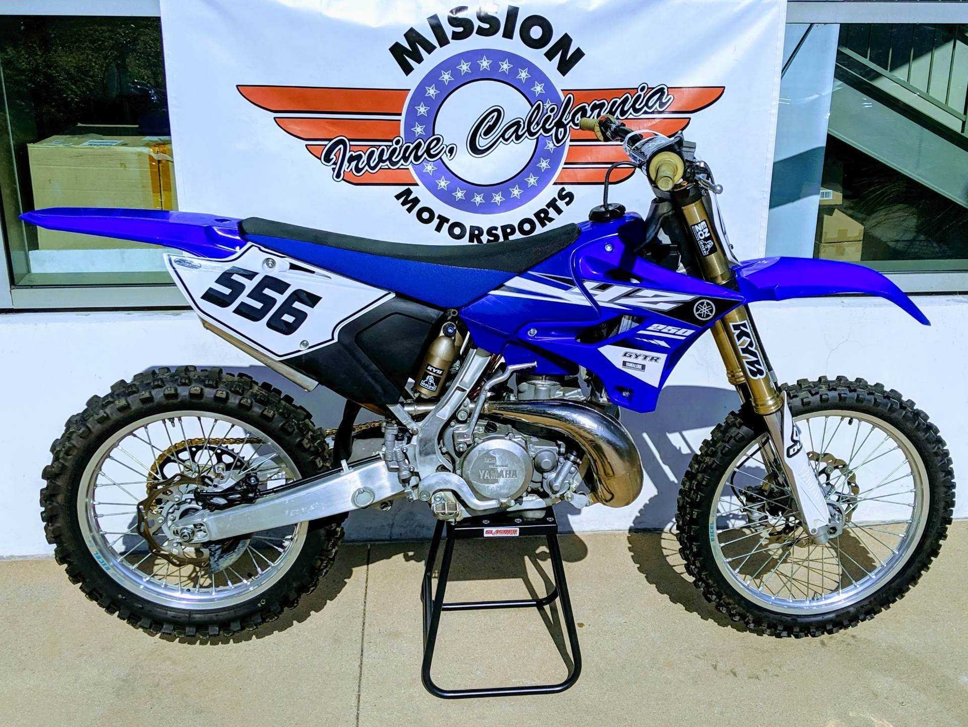 2015 Yamaha YZ250 in Irvine, California - Photo 1
