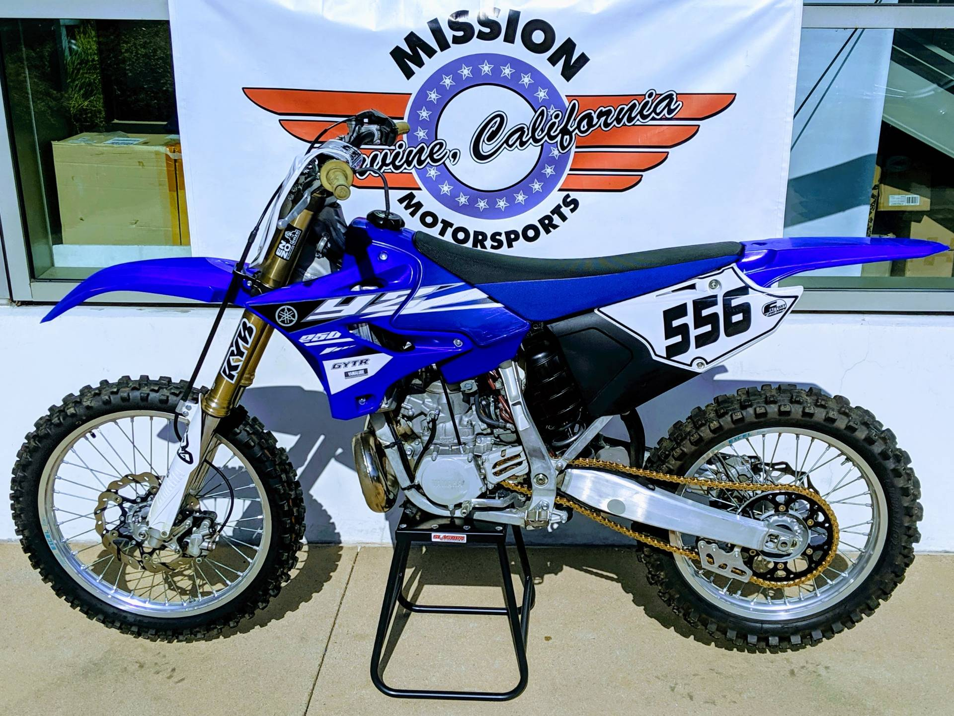 2015 Yamaha YZ250 in Irvine, California - Photo 2