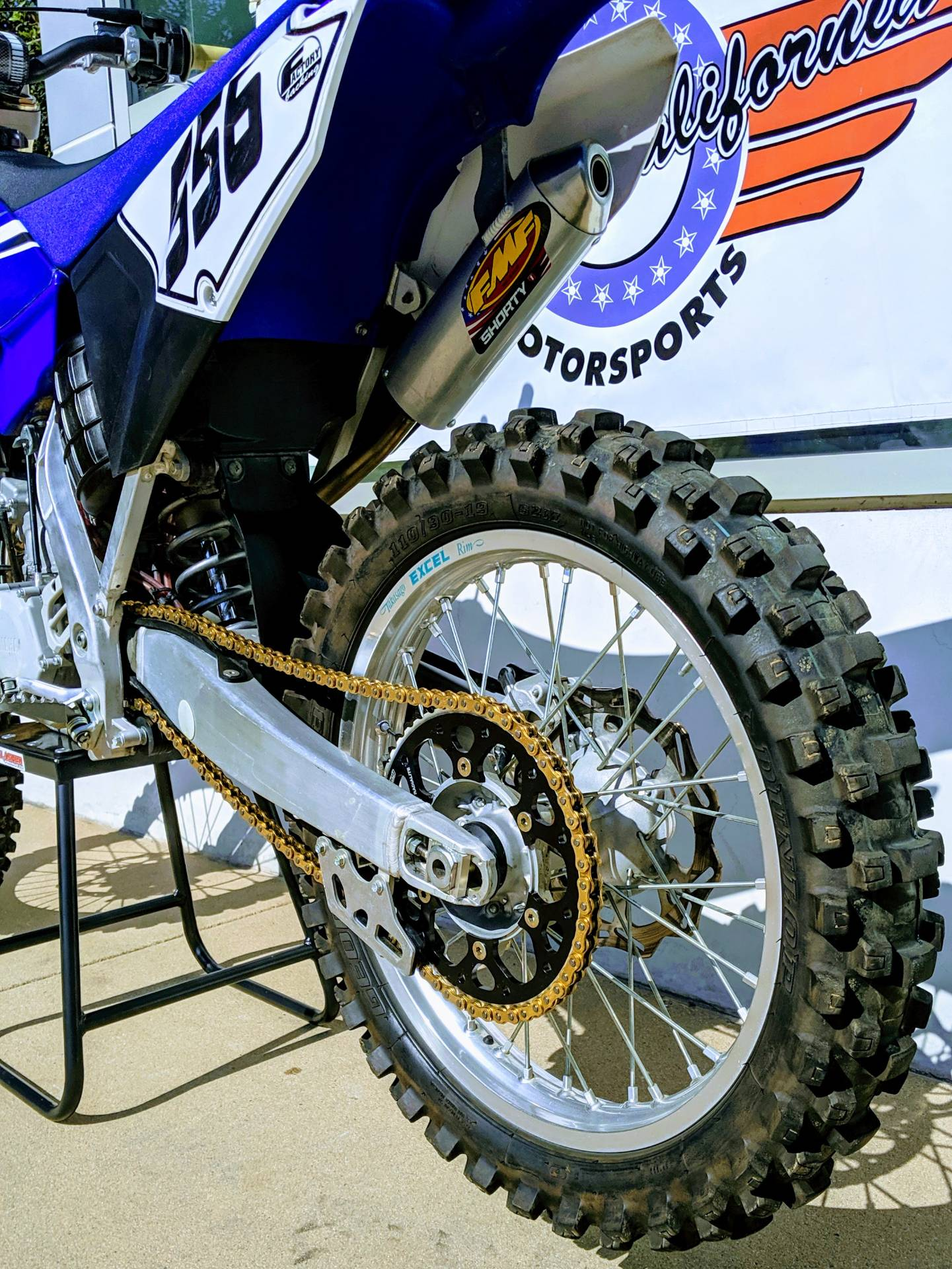 2015 Yamaha YZ250 in Irvine, California - Photo 5