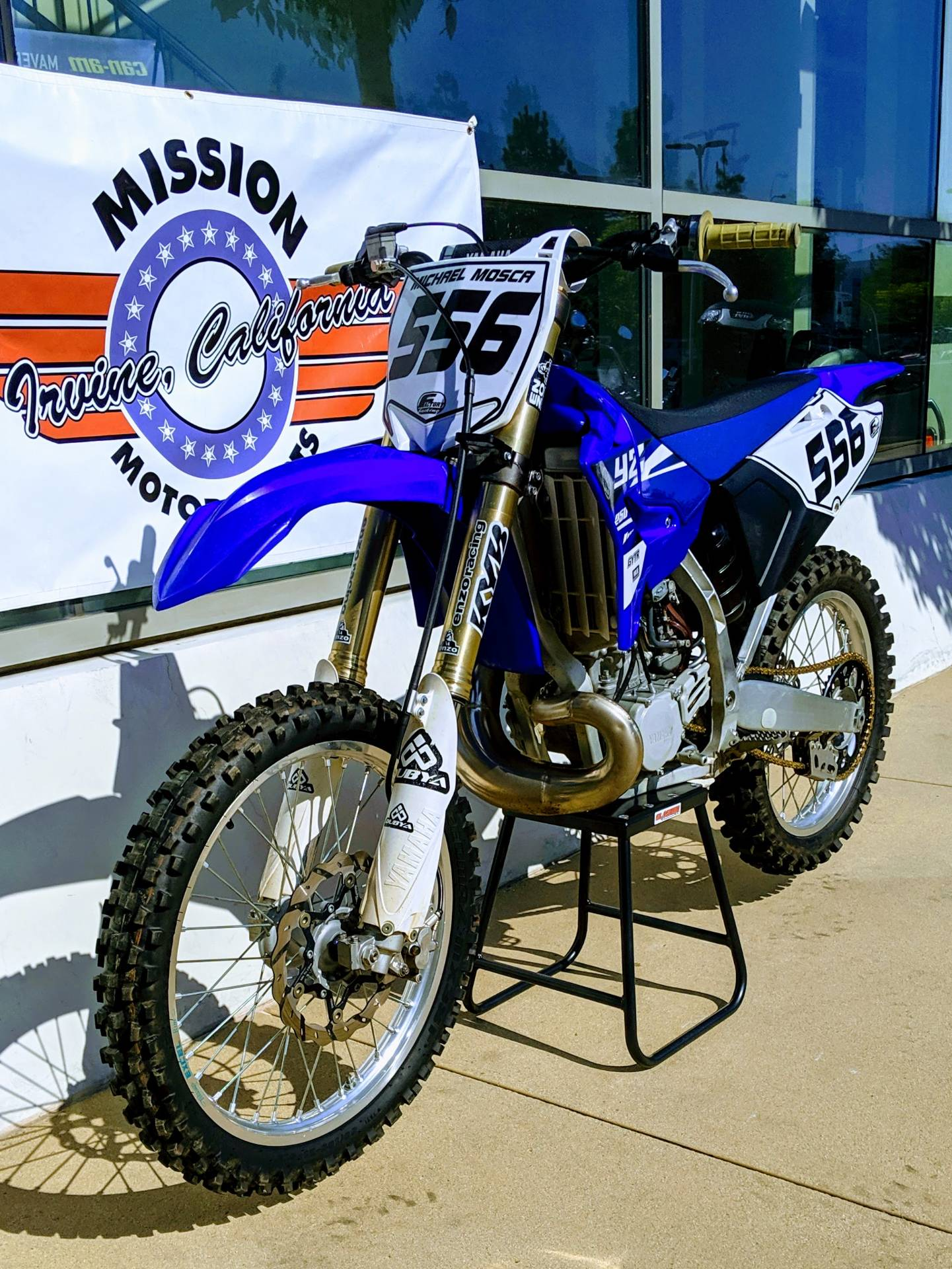 2015 Yamaha YZ250 in Irvine, California - Photo 3