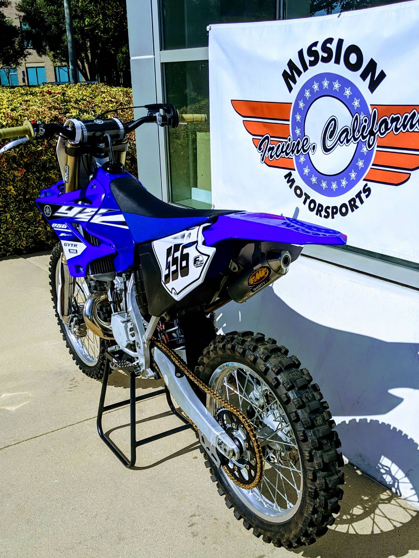 2015 Yamaha YZ250 in Irvine, California - Photo 4