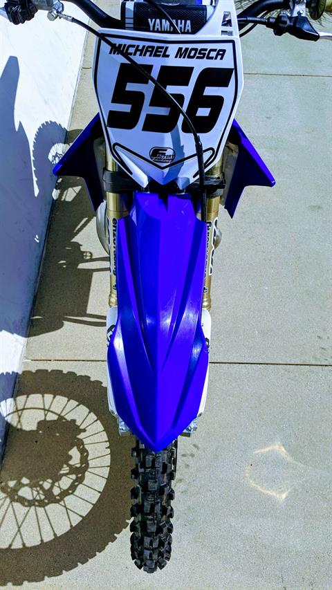 2015 Yamaha YZ250 in Irvine, California - Photo 8