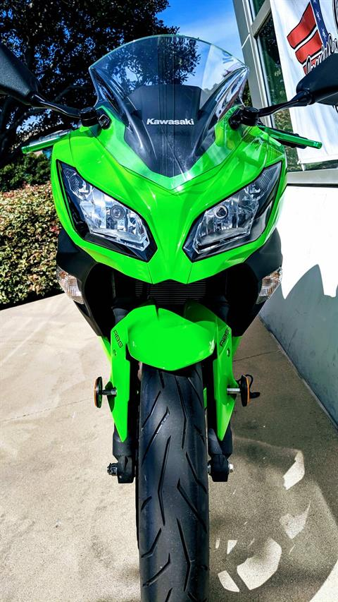 2015 Kawasaki Ninja® 300 ABS in Irvine, California - Photo 5