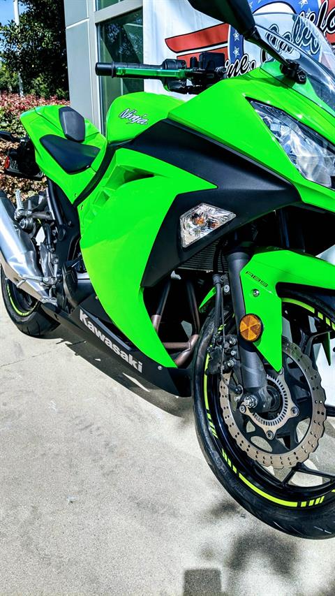 2015 Kawasaki Ninja® 300 ABS in Irvine, California - Photo 6