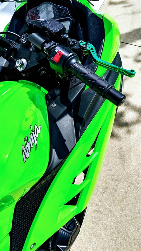2015 Kawasaki Ninja® 300 ABS in Irvine, California - Photo 7