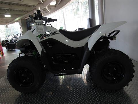2017 Kawasaki KFX90 in Irvine, California
