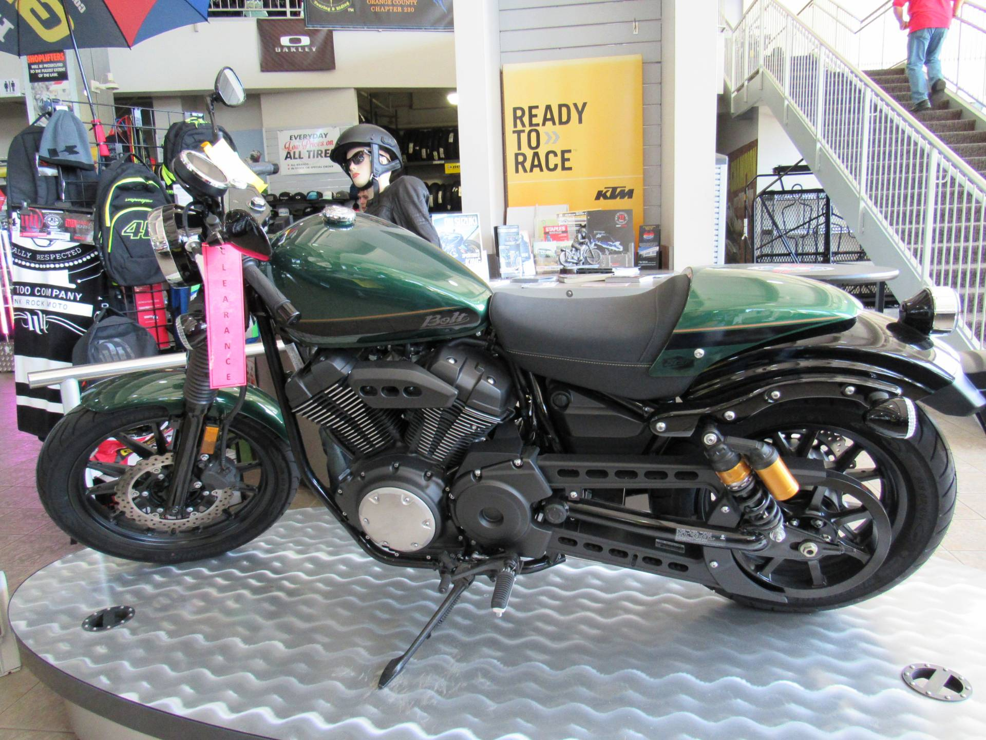 2015 Yamaha Bolt C-Spec for sale 6601