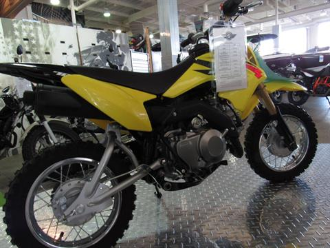 2017 Suzuki DR-Z70 in Irvine, California