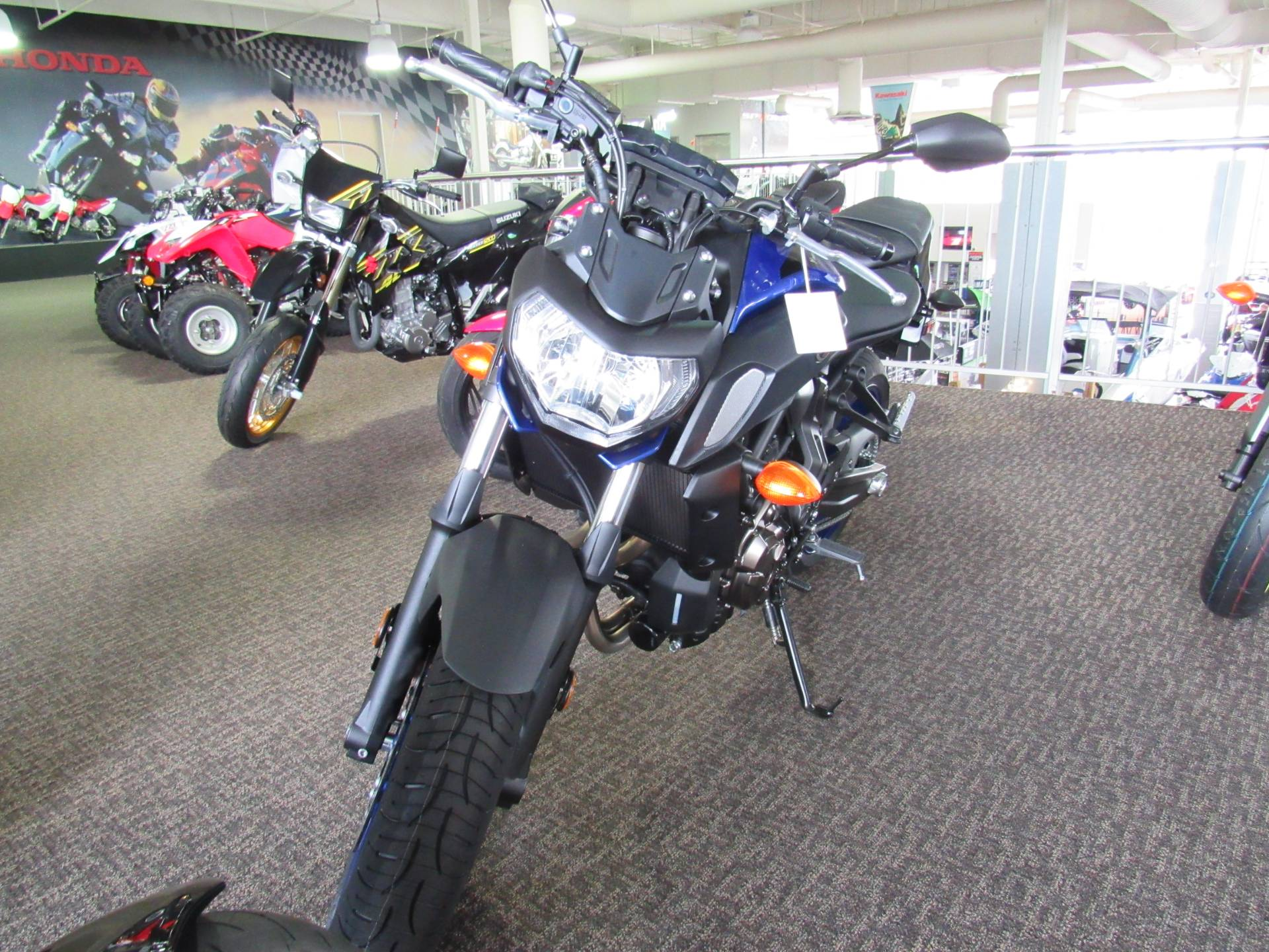 2018 Yamaha MT-07 in Irvine, California