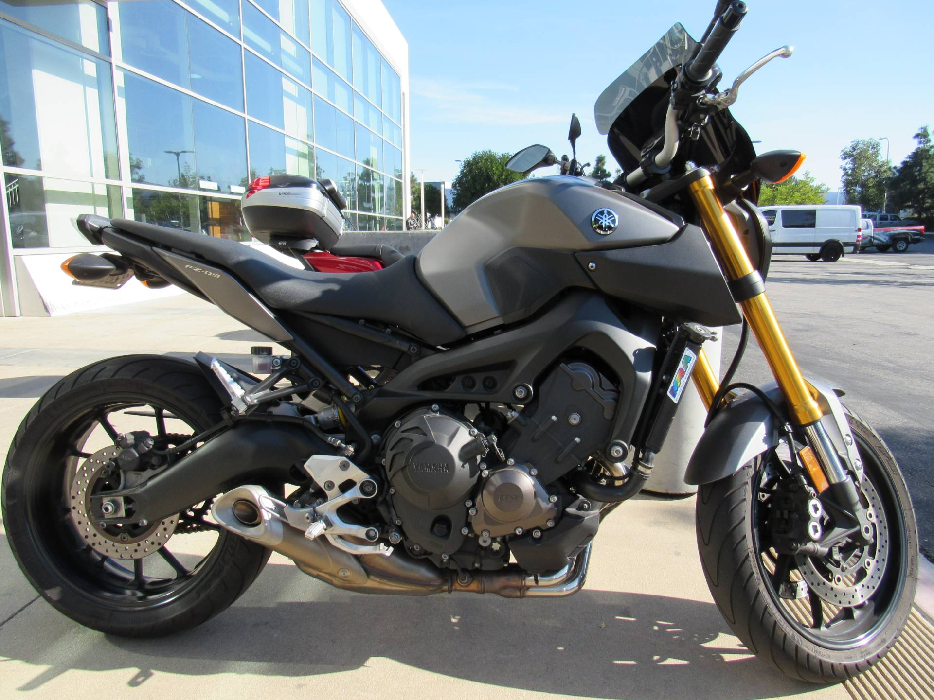2015 Yamaha FZ-09 for sale 120929