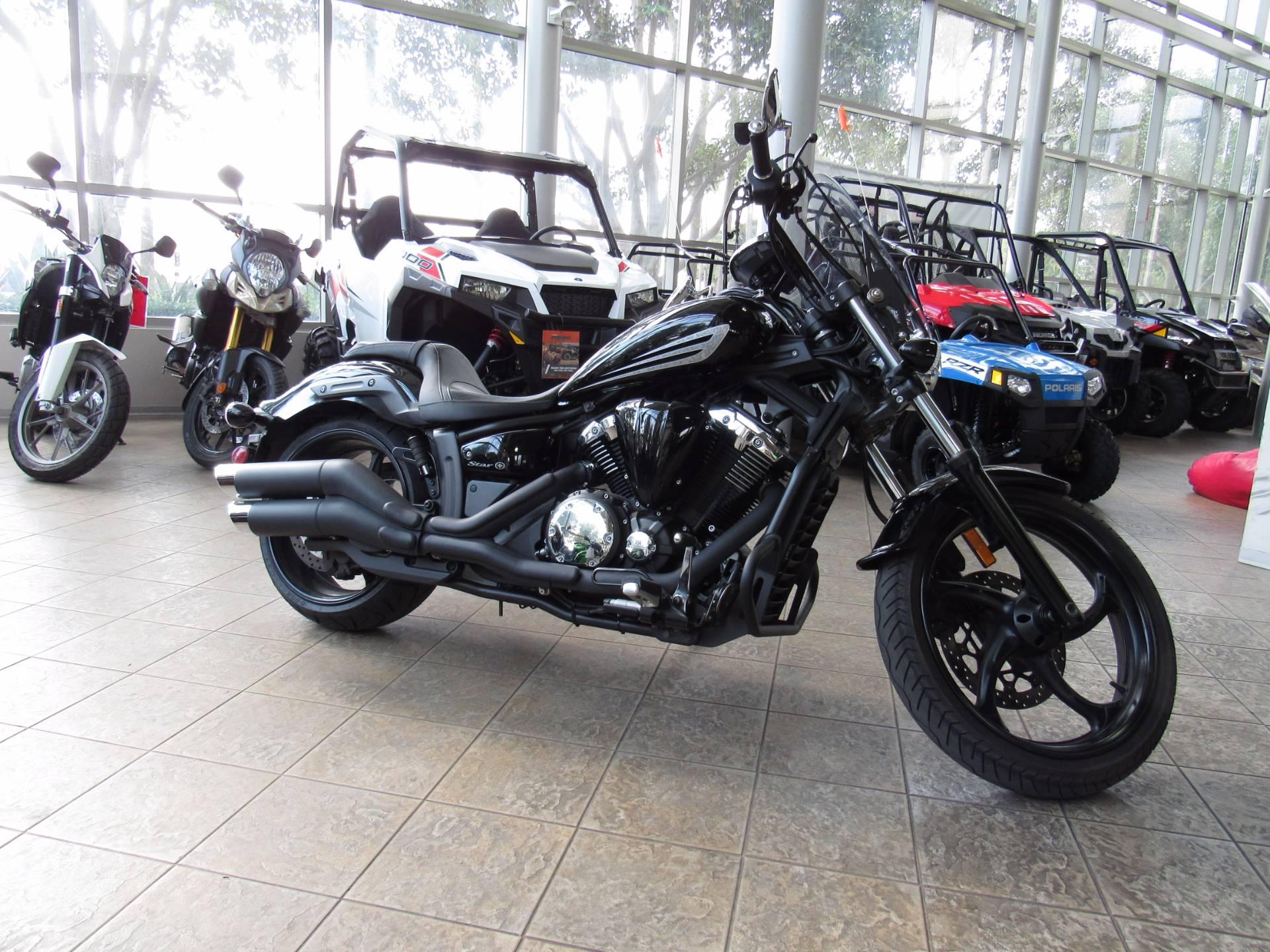 2011 Yamaha Stryker for sale 66096