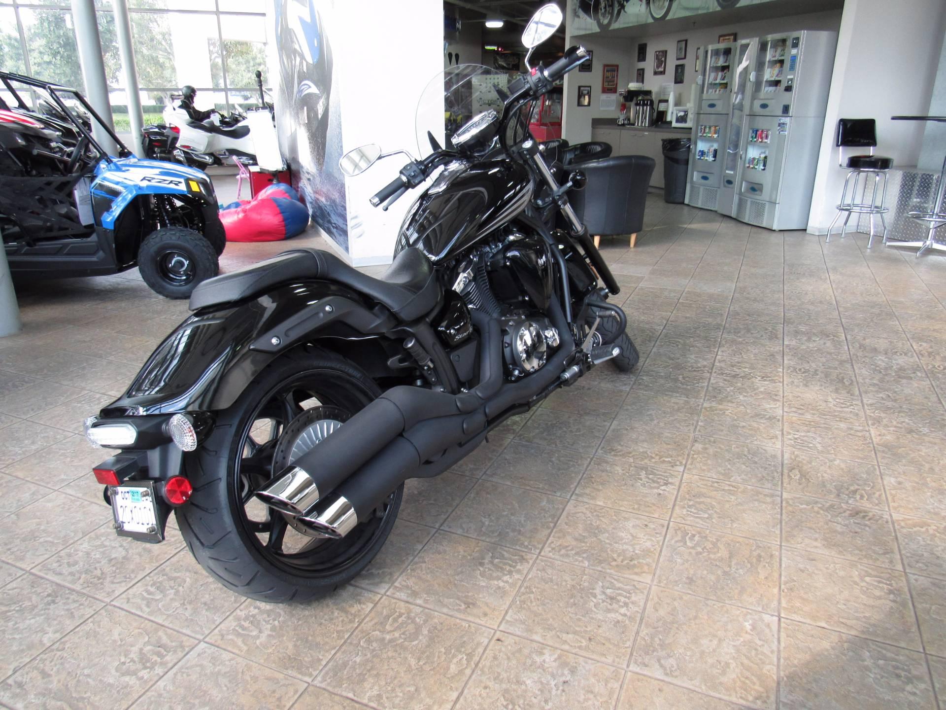 2011 Yamaha Stryker 5