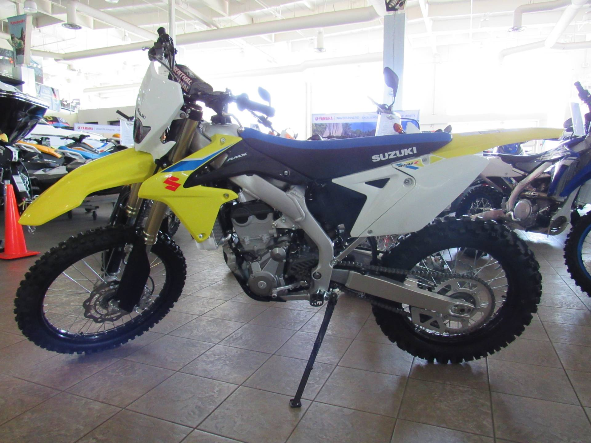 2018 Suzuki RMX450Z in Irvine, California - Photo 1