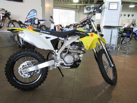 2018 Suzuki RMX450Z in Irvine, California - Photo 3