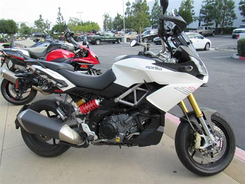2015 Aprilia Caponord 1200 ABS Travel Pack in Irvine, California