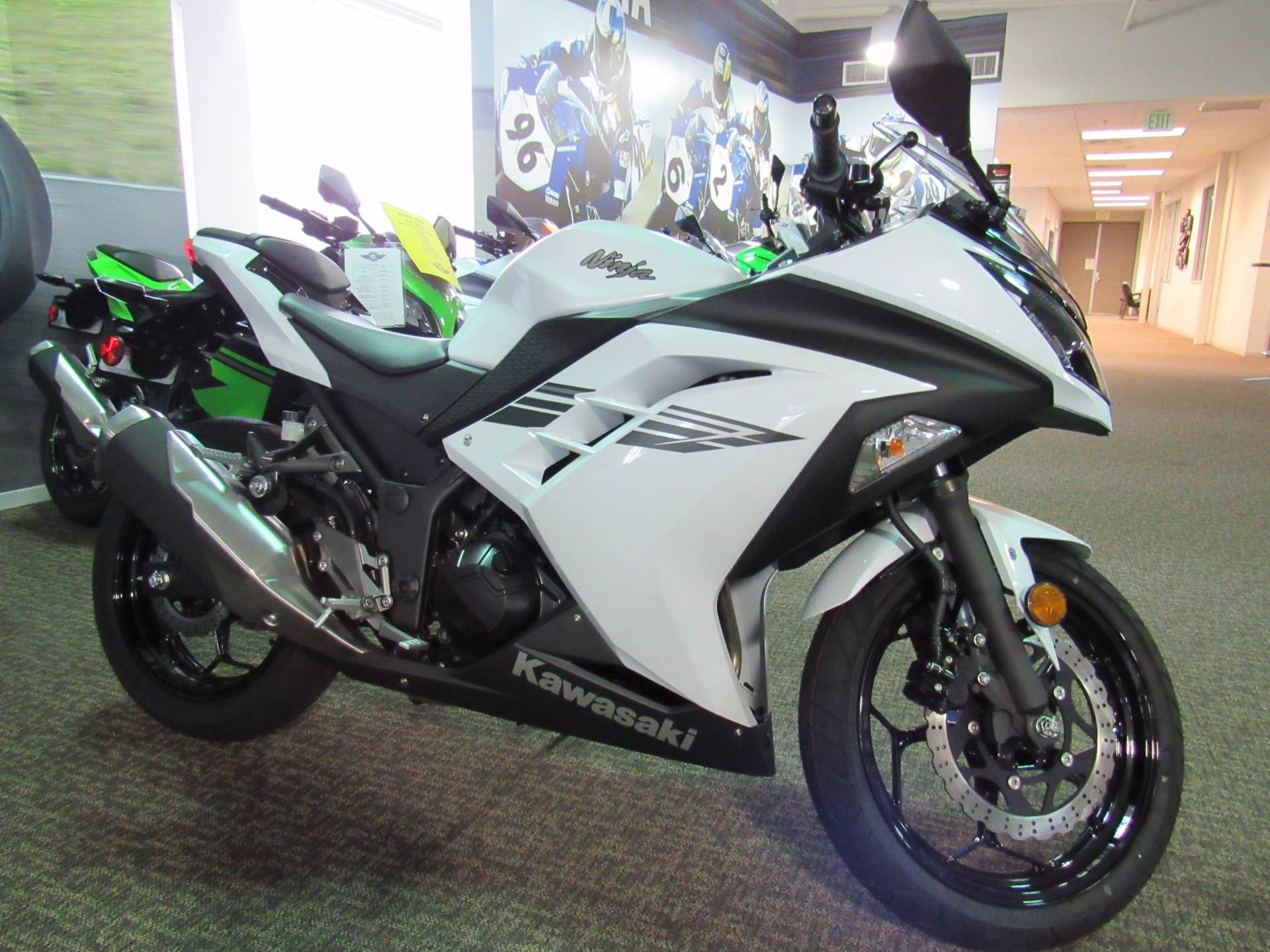 2017 Kawasaki Ninja300 in Irvine, California